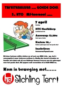 Flyer HTC MS-toernooi